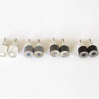 Color Pencil Ear Studs, The White, ..