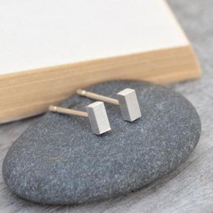 Little Stick Earring Studs, Simple ..