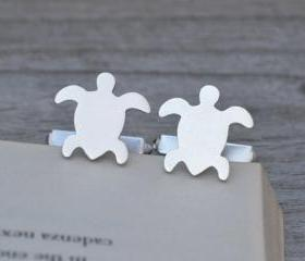 Sea Turtle Cufflinks..