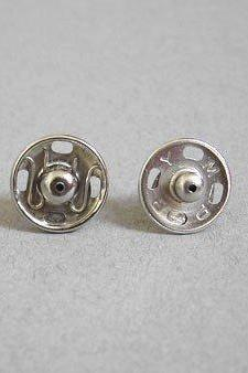 Popper Earring Studs, Button Earring Studs, Handmade In The UK